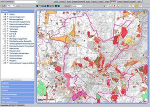 PLIS Geovisualisierung